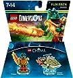 LEGO Dimensions Fun Pack Chima Cragger
