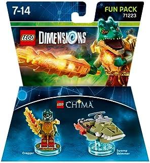 LEGO Dimensions - Chima Eris: Amazon.es: Videojuegos