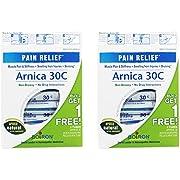 Boiron Arnica 30C Pellets (3 tubes per box) (Pack of 2)