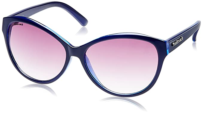 fcf9cf94f7 Image Unavailable. Image not available for. Colour  Fastrack Cateye Women  Sunglasses (P252PR2F