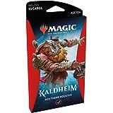 Magic The Gathering: Kaldheim| 35 cards, all based on a theme | Theme Booster Vermelho Unitário - Inglês