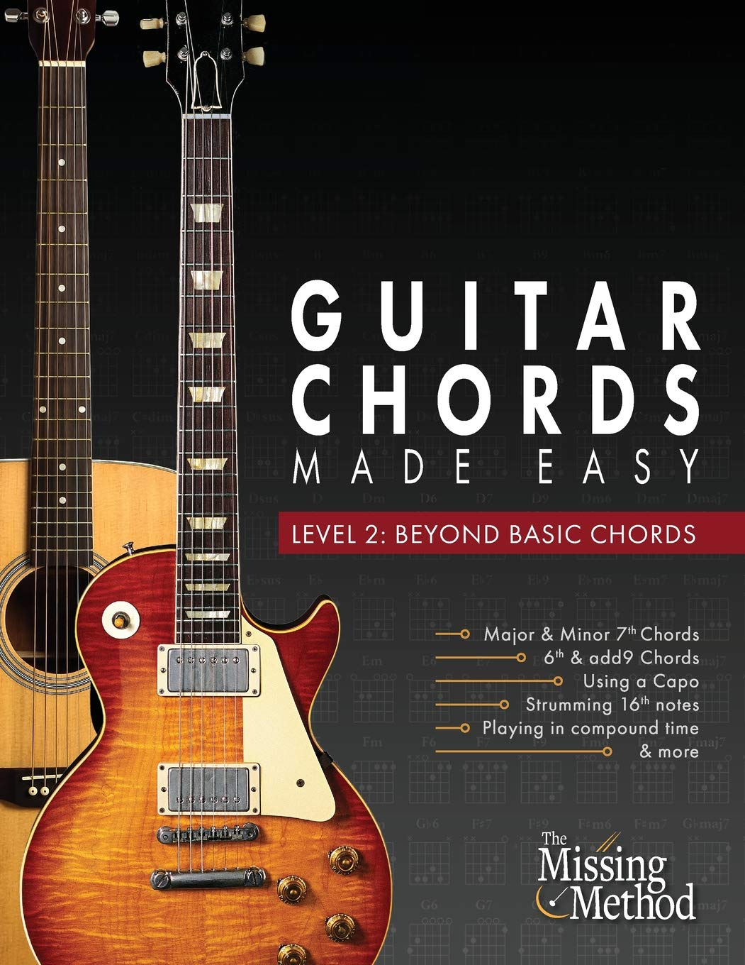 Guitar Chords Made Easy, Level 2: Beyond Basic Chords: Amazon.es ...