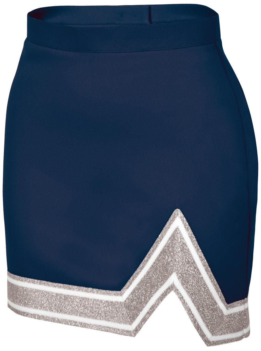 Chassé Womens' Blaze Skirt Navy/White/Metallic Silver Adult X-Small