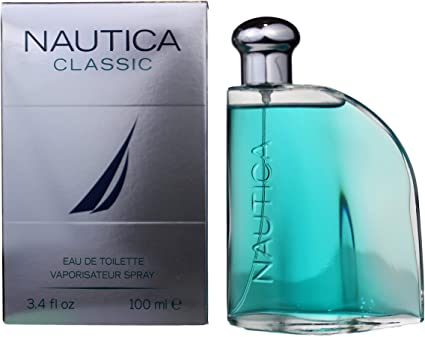 Nautica Eau De Toilette Classic Para Hombre 3 4 Oz 100 ml