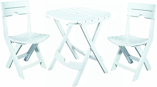 Adams Manufacturing 8590-48-3731 Quik-Fold Cafe Bistro Set