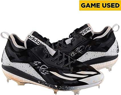 Carlos Correa Houston Astros Autographed Game-Used Adidas Black ... 670ece396
