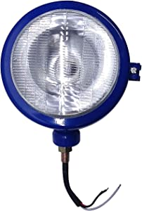 Bajato Tractor Headlights Round Blue Left Side Head Lamp 2000 3000 4000 5000 7000