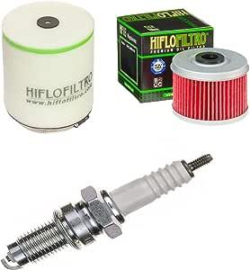 Filtro de aire, filtro de aceite, bujía, para TRX 400 EX Sportrax ...
