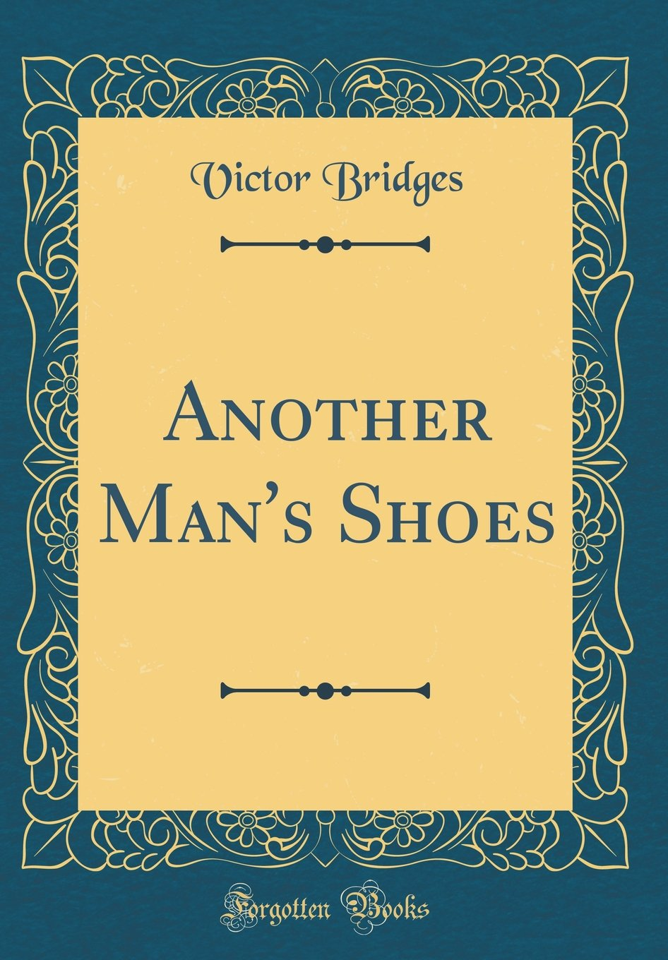 Download Another Man's Shoes (Classic Reprint) pdf epub