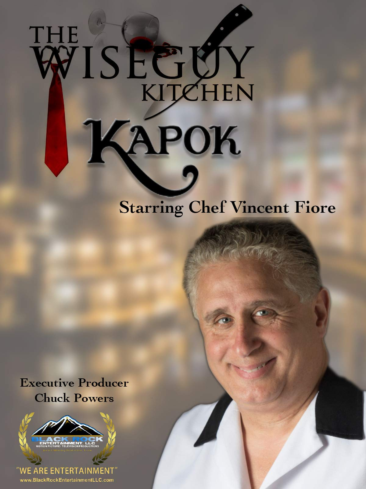 The Wiseguy Kitchen Show: Kapok Special Events