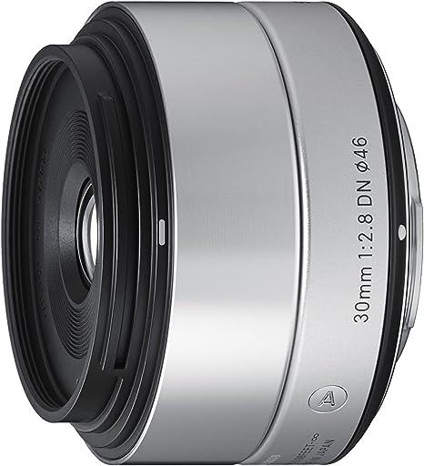 Sigma 30 mm F2.8 DN MFT Art - Objetivo para cámaras Digitales sin ...