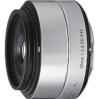 Sigma 33S965 Obiettivo 30mm-F/2.8 AF DN, Attacco E-Mount, SE System, Mirrorless, Silver