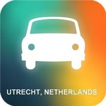 Utrecht, Holanda Navegação GPS