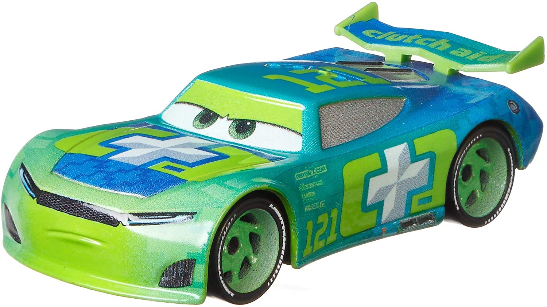 Paul Conrev Disney Cars 3 Mini Racers X 3 Aaron Clocker Jackson Storm XRS