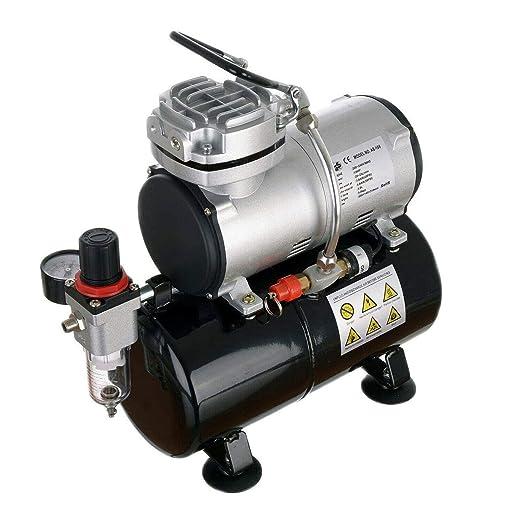 Mini compresor profesional de aerógrafo compresor de aire ...