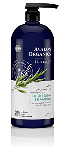 Avalon Organics Biotin-B Complex Thickening Shampoo