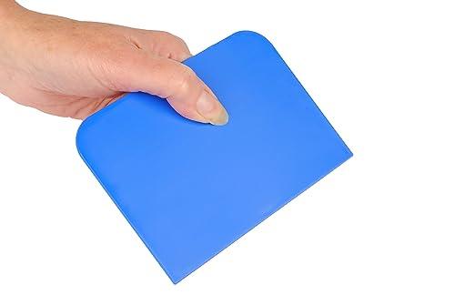 Proops Blue Pastry Scraper. (S7324) Free UK Postage.