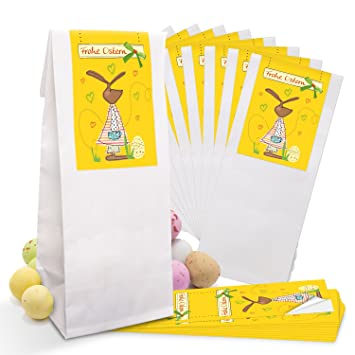 Pequeñas Bolsas de papel oste bolsas bolsas de té con Pergamino de alfombrilla de 7 x
