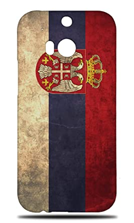 Amazon.com: Serbia Country Flag Hard Phone Case Cover for ...