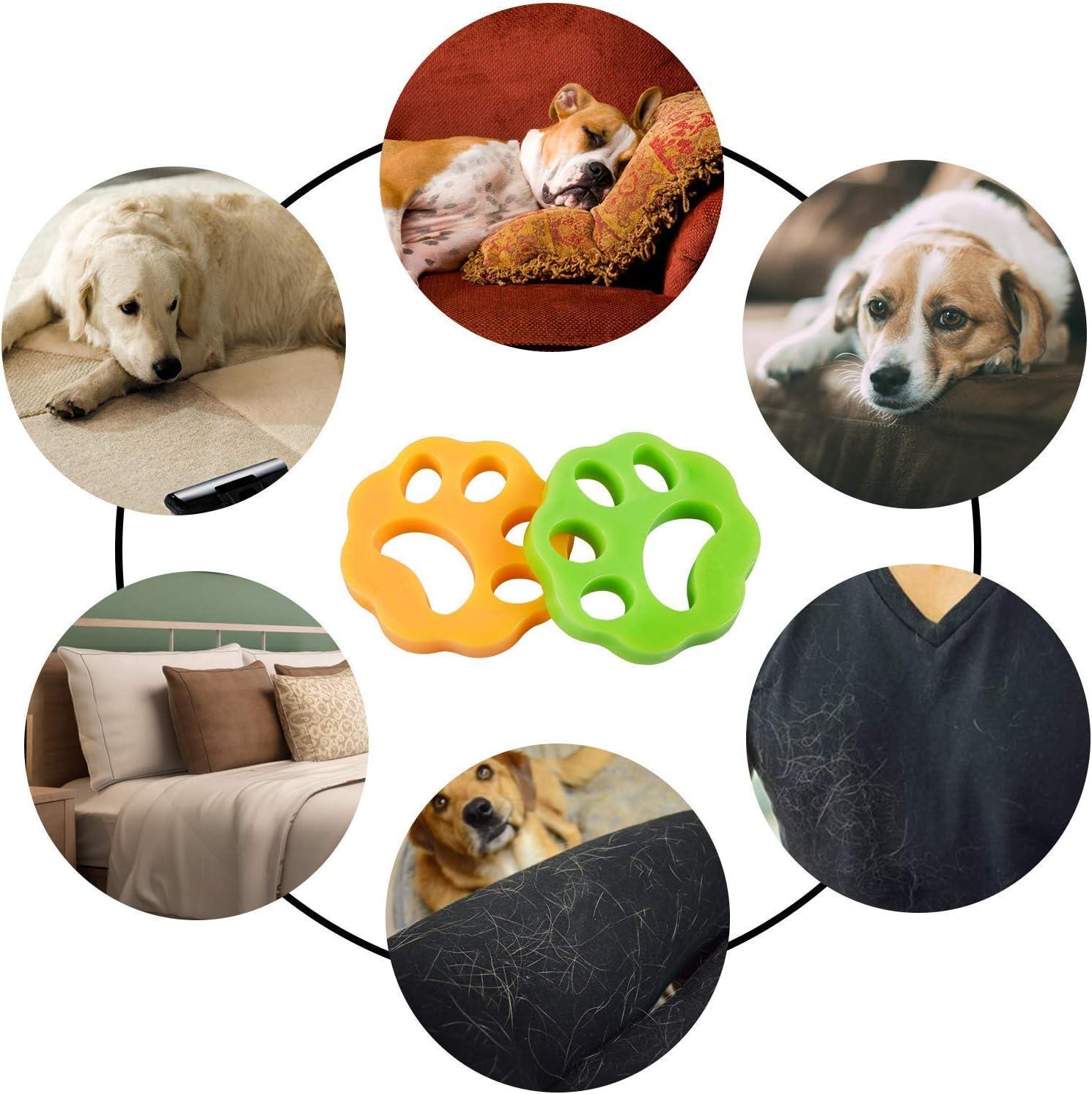 Depiladora de pelo para mascotas, para lavar, secar en lavadora y ...