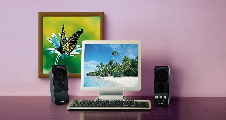 Creative Labs GigaWorks T20 Series II 2.0 Multimedia Speaker System BasXPort