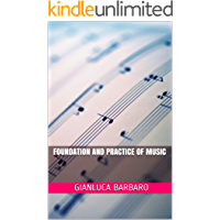 Foundation and Practice of Music (Musicalia Book 1) book cover