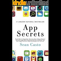 APP SECRETS: How To Create A Million Dollar App (English Edition)