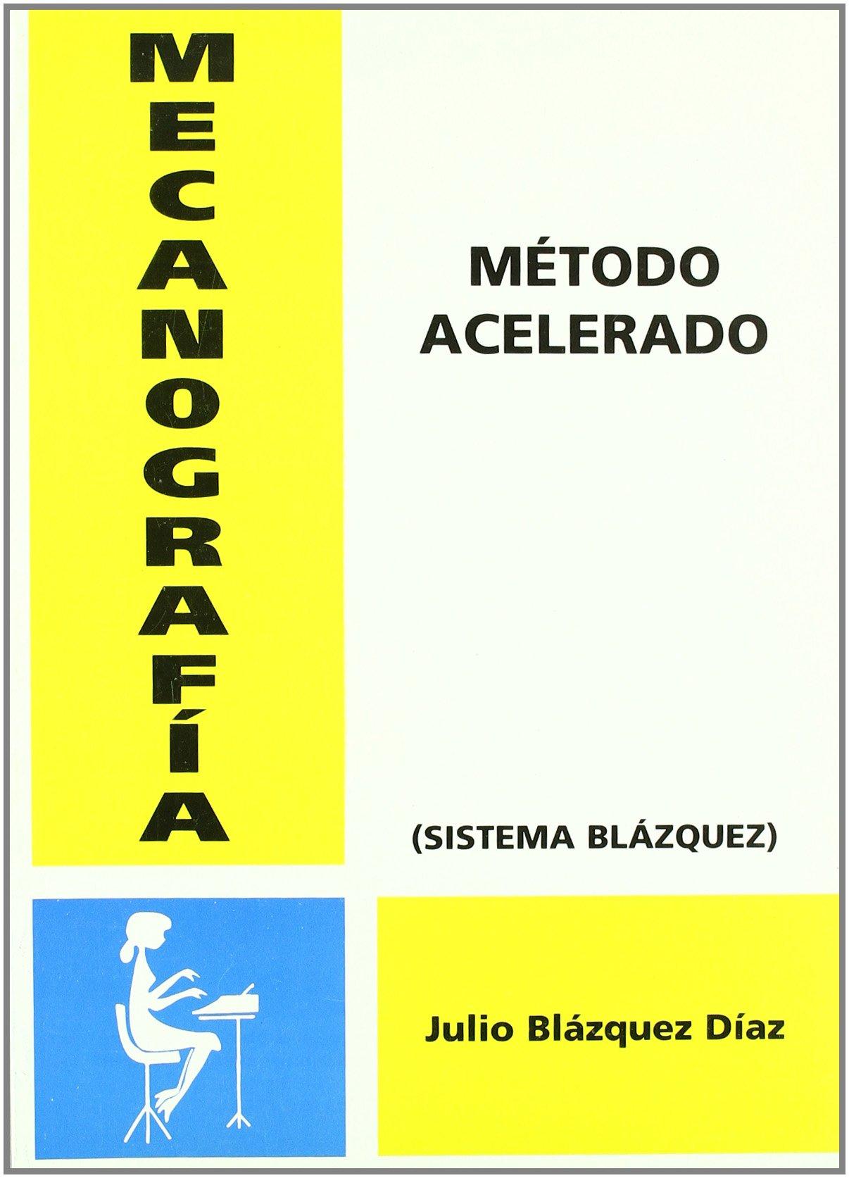 Mecanografia : (metodo acelerado) (Spanish) Paperback