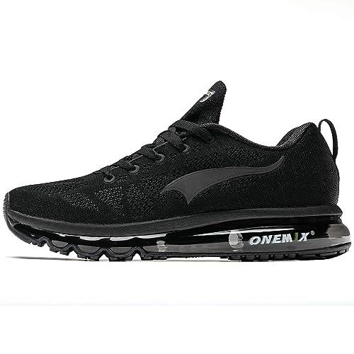 Onemix Zapatillas de Deporte Hombre Respirable Zapatos para Correr Athletic Air Running Sneakers: Amazon.es: Zapatos y complementos
