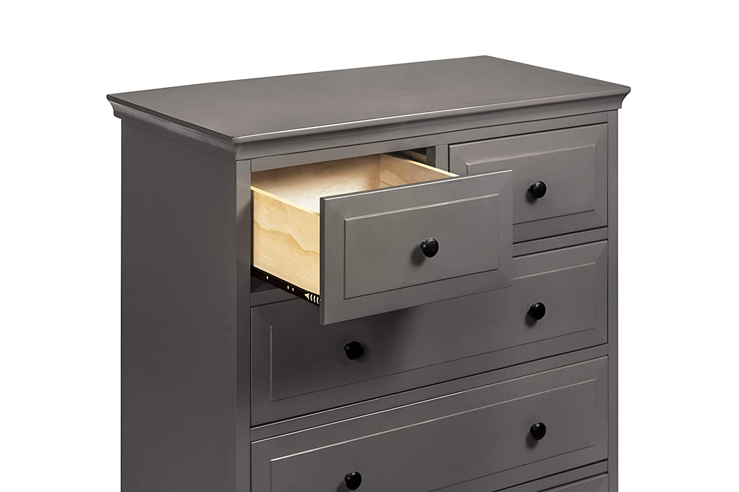 Amazon.com: DaVinci Firma 4-Drawer Tall Dresser en acabado ...