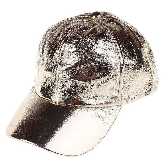Gorra ajustable a la moda unisex Snapback para hombre A675 Talla ...