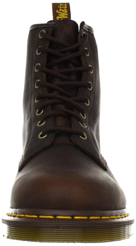 Dr. Martens 1460 8 Eye Boot B000VWQWN6 12 F(M) UK / 14 B(M) US Women / 13 D(M) US Men Bark