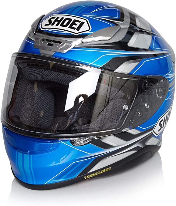 Shoei Nxr Rumpus Tc 2 Motorcycle Helmet M Auto