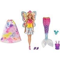 Barbie - (Mattel Fjd08) Dreamtopia Dönüşen Prenses