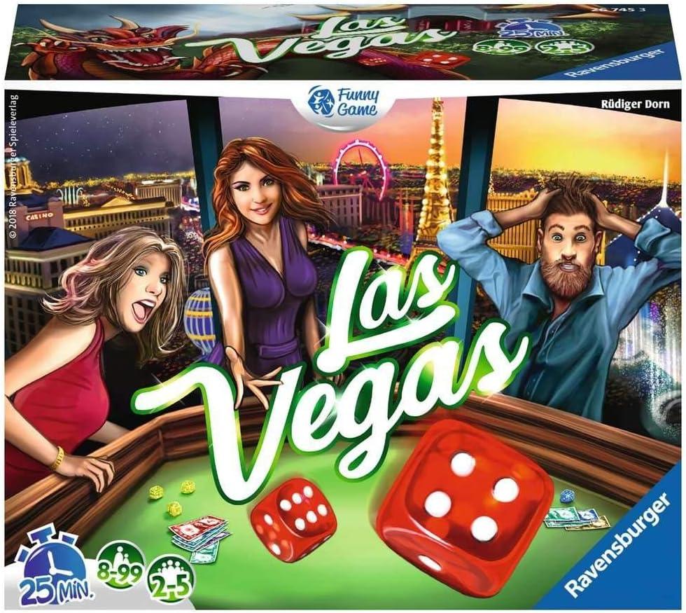 Jeu Las Vegas: Amazon.es: Juguetes y juegos