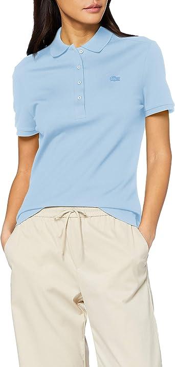 Lacoste Camisa de Polo para Mujer: Amazon.es: Ropa y accesorios