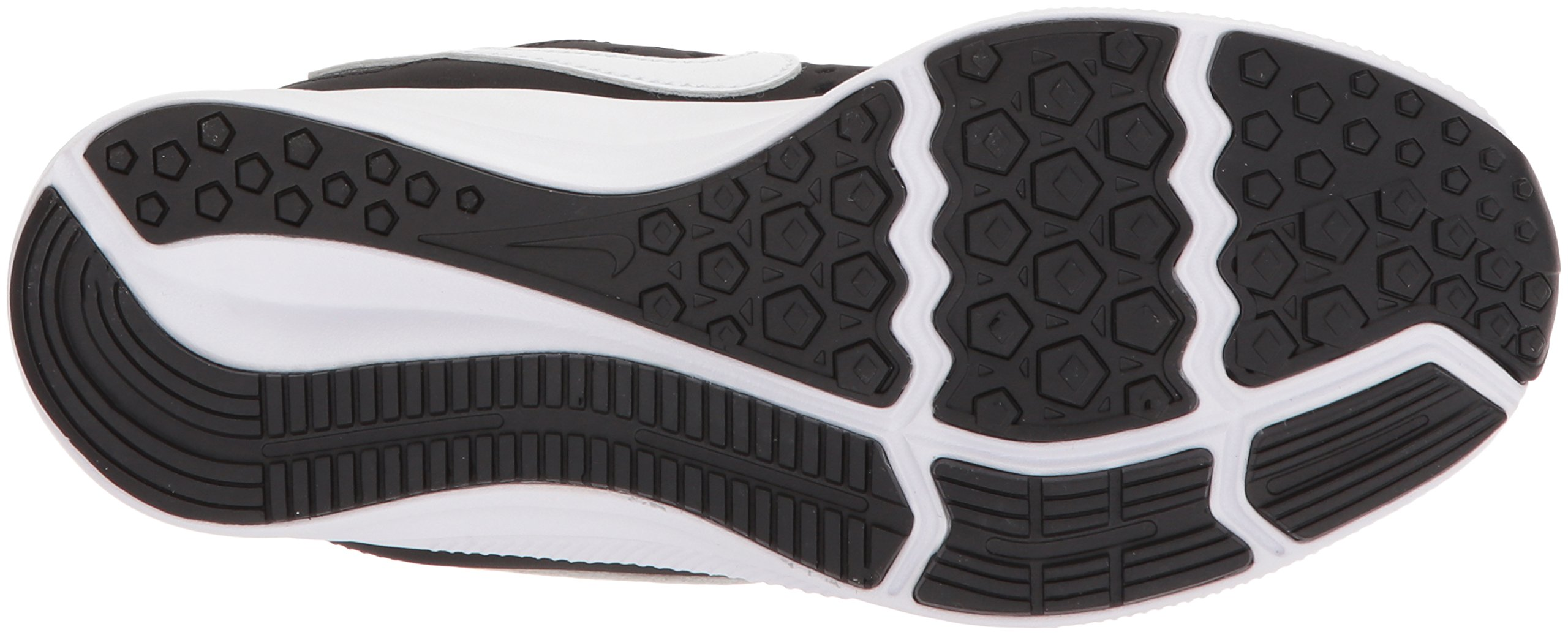 Nike Boys' Downshifter 7 (PSV) Running Shoe, Black/White-Anthracite, 3 M US Little Kid by Nike (Image #3)