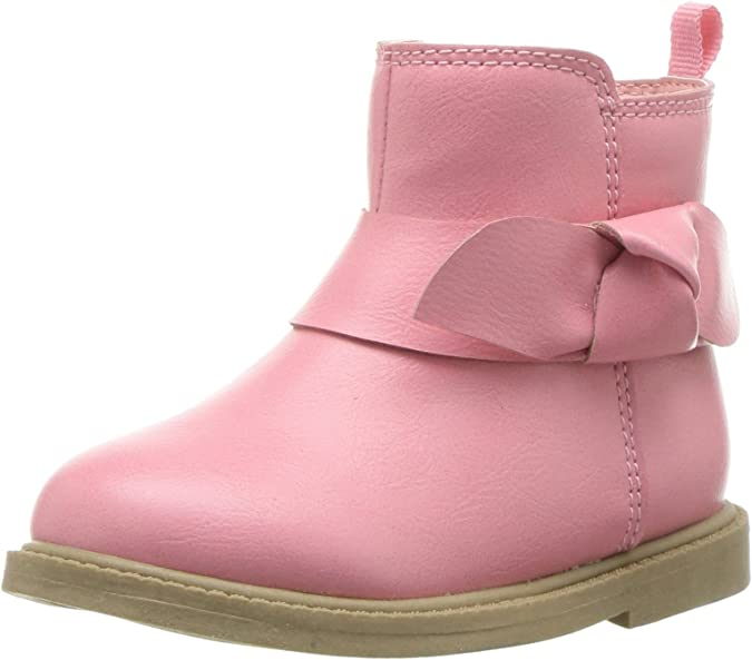 Carter/'s Girls Uphill 2B Toddler Winter Snow Boots Pink Strap Choose Size