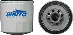 Sierra 18-7758 Oil Filter for Mercury 75/90/115 HP 4-Stroke & 150 HP EFI 4-Stroke
