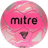 Mitre Impel Training Football - Pink/Silver/Black
