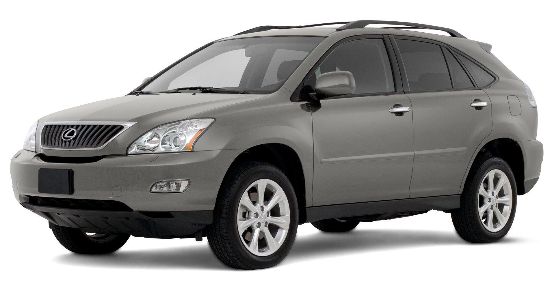 Amazon.com: 2008 Lexus RX350 Reviews, Images, and Specs: Vehicles