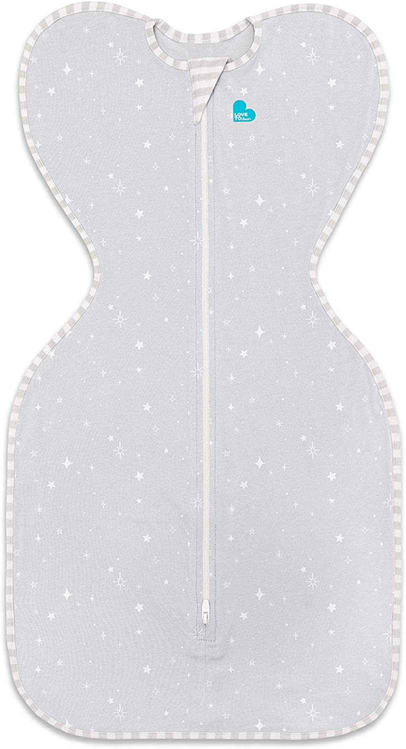 0.2 TOG Baby Swaddle Blanket Ideal for Summer /& Warmer Temperatures| Small 3.5kg-6kg Love To Dream Lite Swaddle UP