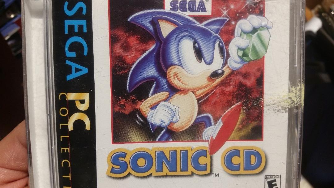 Sonic CD (SEGA PC Collection) CD-ROM: Unknown: Books - Amazon ca