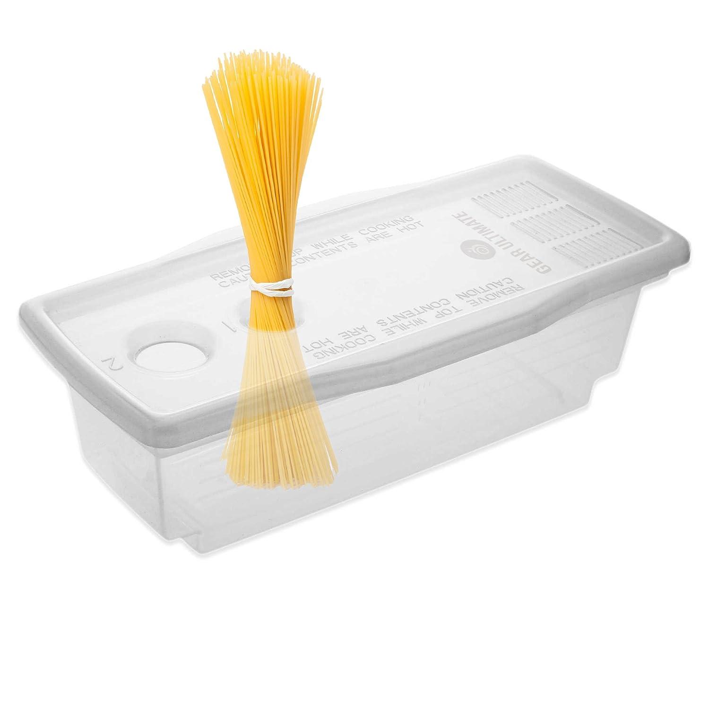 Accesorio para microondas para cocción de pasta, con libro ...