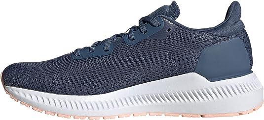 adidas Solar Blaze Azul Marino Rosa Mujer EF0818: Amazon.es: Zapatos y complementos