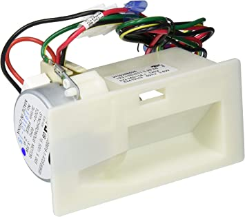 Whirlpool Refrigerator Air Damper Control Assembly WPW10248595 W10248595