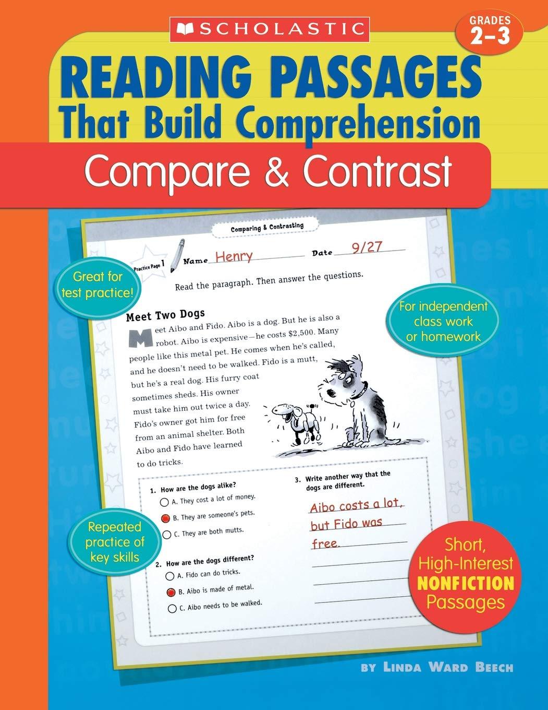 - Amazon.com: Compare & Contrast (Reading Passages That Build