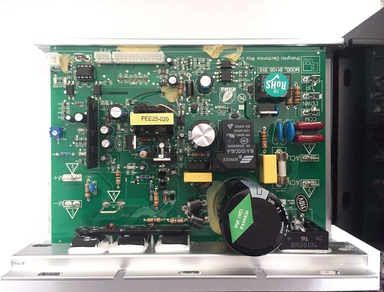 Spirit ロワーコントローラーコントロールボード Xterra TR 6.3 6.4 6.6 6.65 6.8トレッドミルに対応