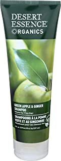 product image for Desert Essence Organic Green Apple & Ginger Shampoo, 8oz-8 Ounces