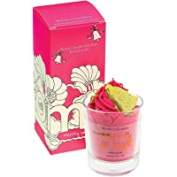 Bomb Cosmetics Merrily on High Piped Glass Candle